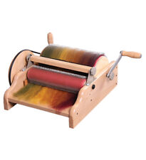 "New Ashford 12"" Wide Drum Carder w/Packer Brush Free Shipping"