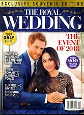 The Royal Wedding Exclusive Collectors Edition TheEvent of 2018 Souvenir Edition