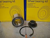 REAR WHEEL BEARING KIT FIT FORD	FUSION 2002> 1.25 1.4 1.6 TDCI JU