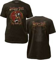 JETHRO TULL - Tour 75 T SHIRT S-M-L-XL-2XL New Official Impact Merchandising