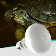 220V Uva+Uvb Reptile Lamp Bulb Turtle Basking Uv Light Bulbs Heating Lamp Zx