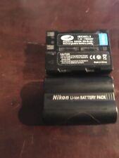 Nikon EN-EL3A Li-Ion Camera 2 Pack