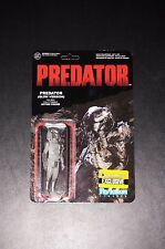Predator Glow-in-the-Dark ReAction 3 3/4-Inch Retro Figure - EE Exclusive