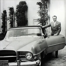 More details for frank sinatra poster page . dual ghia car . sc37
