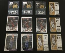 Lot Of 50 NBA Basketball Cards. Lots Of Semi- Star/HOF. Plus 1 Lebron James Card