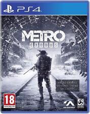 Metro Exode (PS4) Neuf Scellé Playstation 4
