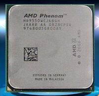 AMD Phenom X4 9550 CPU Quad-Core 2.2 GHz 2M 95W Socket AM2+ Processors