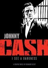 Johnny Cash : I See a Darkness by Reinhard Kleist (2009, Paperback)