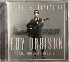 Roy Orbison and the Royal Philharmonic Orchestra : A Love So Beautiful (CD)
