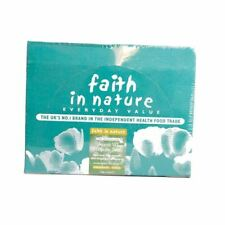 FAITH IN NATURE | Loose Soap - Neem | 18 x 100g