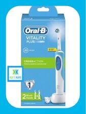 Braun Oral-B Vitalidad CrossAction cepillo de dientes energía eléctrica + Temporizador + 2 cabezas