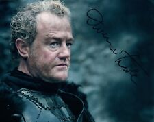 Owen Teale Signed Autograph 8x10 Photo GAME OF THRONES Ser Alliser Thorne COA AB