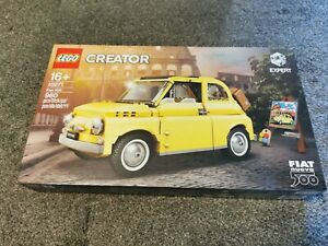 Lego 10271 Creator Expert Fiat 500 brand new