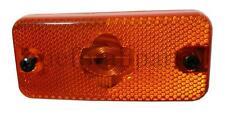 1x Side Marker Light Lamp Amber for FIAT Ducato (Maxi) 2009> E4 Marked 24V