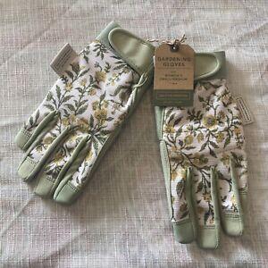 Smith & Hawken Gardening Gloves Womens Size Small/Medium