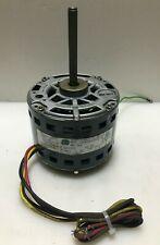 GE Furnace Blower Motor 1/3 HP 5KCP39HGF025S  HC39SE207A 1075 RPM used #MC463