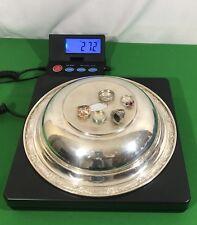 Sterling Silver Jewelry Lot !! Scrap Or Wear !! 272 Grams !!