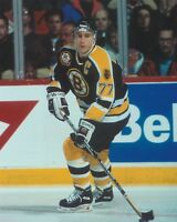 RAY BOURQUE BOSTON BRUINS UNSIGNED 8x10 Photo