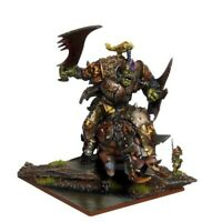 Mantic Kings Of War Metal Orc Krudger on Gore Fast & Free P&P Uk (KOW Warhammer)