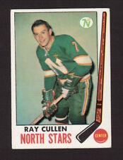Ray Cullen Minnesota North Stars 1969-70 Topps Hockey Card #130 EX/MT- NM