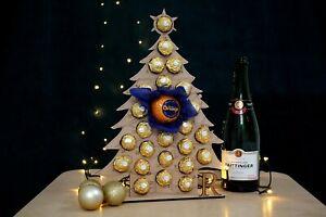 *PERSONALISED* Advent Calendar-Terry Chocolate Orange Ferrero Rocher Lindt