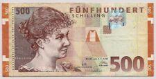 More details for austria 500 schilling 1997 (kp154) vg