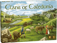 Clans Of Caledonia  - BRAND NEW