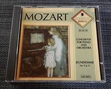 Classical Gold – Mozart: Concertos For Piano And Orchestra/Jeunehomme – Audio CD