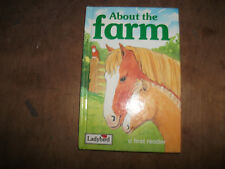 LADYBIRD BOOK  1st READER ABOUT THE FARM