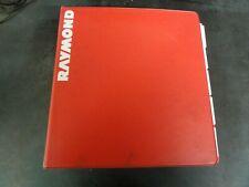 Raymond EASi Orderpicker Parts Catalog Manual   PDPM-0193