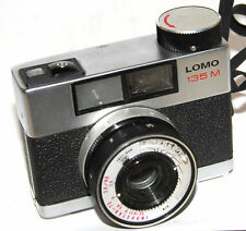 LOMO-135M COLLECTIBLE LOMO Camera SPRING DRIVE with problem