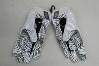 NIKE Vapor Jet 4.0 Men's Football Gloves PGF412-100 NCAA NFL White Large NEW