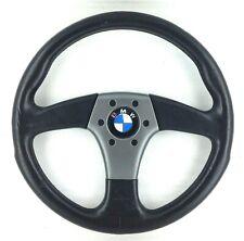 Genuine Personal (Nardi) 365mm leather steering wheel. BMW E30 E36 E24 etc.   7C