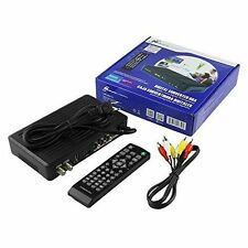 Homeworx HW180STB Full HD Channel HDTV Digital Converter Box with Remote New