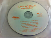 Tubular Bells Mike Oldfield 2009 Stereo Mixes Music CD Album - DISC ONLY Sleeved