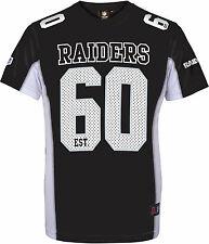 NFL Football Trikot Jersey Shirt OAKLAND RAIDERS 60 schwarz established Majestic