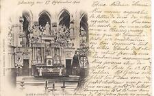 saint florentin ,eglise, le choeur ,1904 ,auxerre,montargis,troyes,précurseur