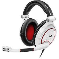 Brand New Sennheiser GAME ONE PC Gaming Headset - White