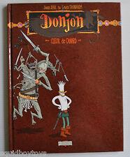 DONJON: Coeur de Canard BD French Comic Book Joann Sfar, Lewis Trondheim