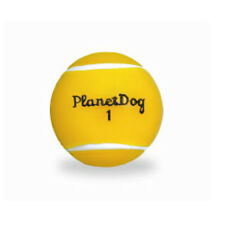 """Planet Dog 2.5"""" Tennis Ball Minty Dog Toy Made in the USA - 5 out of 5 Chompers"""