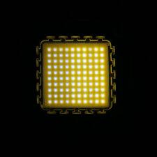 100W Warm White High Power LED Light SMD chip Panel 9000-10000LM Energy Saving