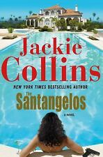 The Santangelos by Jackie Collins - HARDCOVER - BRAND NEW!