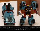 Transformers Cybertron CYBERTRON DEFENSE HOT SHOT Autobot rare