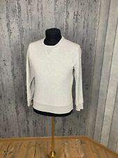 Men`s Acne Casual Gray Crewneck Sweater Size S