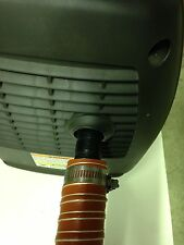 "Yamaha EF2400iSHC/EF2000iS/EF1000iS Generator 1-1/2"" exhaust extension (8 foot)"