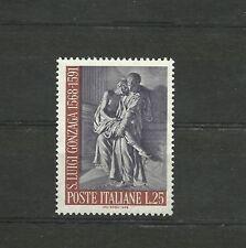 Italy 1968 4th centenary of the birth of St Aloysius Gonzaga SG 1223 MNH