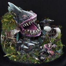 Cosechadora Dark Heaven Leyendas 02919 Terrafin horror Monster Bulette Land Shark D&D