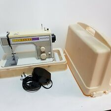 Toyota Electric Sewing Machine Model 221 With Accs and Pedal