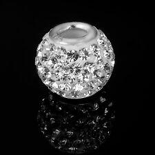 925 Sterling Silber Beads Zirkonia Bead