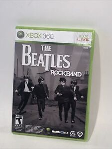 The Beatles: Rock Band (Microsoft Xbox 360, 2009)